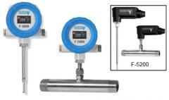 F-5000 Series Thermal Mass Flow Meters