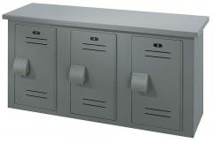 Bench Lockers