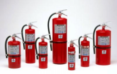 Galaxy Extinguishers - Regular Dry Chemical