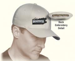 BearWear Logo Hat - Lg/XL - Stone