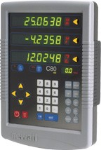 Newall Digital Readouts Model: C80