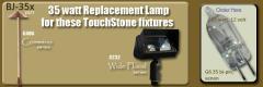 35 watt xenon bi-pin lamp