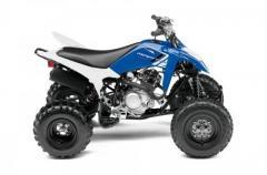 2013 Yamaha Raptor 125 ATV