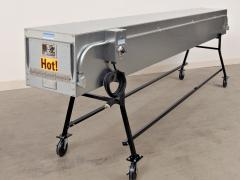 Thermoforming Industrial Strip Oven w/Stand