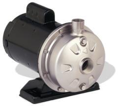 5 HP 3U Centrifugal Pro Steel Pump