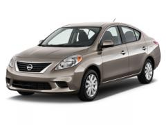 Nissan Versa S New Car