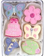 Mother's Day Smiles Сookie