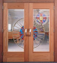 Ecclesiastical Collection door