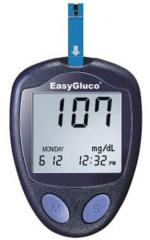 Easy-Gluco Blood Glucose Meter