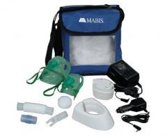 Mabis MiniBreez Handheld Ultrasonic Nebulizer