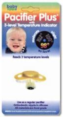 Pacifier Plus® With 3-level Temperature Indicator