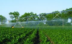 Linear Irrigation Pivot
