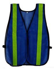 Safety Vest with Reflective Tape, NV125