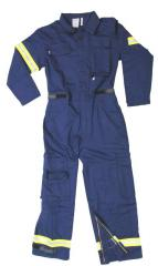 Flame Resistant Extrication Coverall