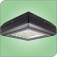 LSI LED Parking Garage Fixtures (XPG, XPG3)