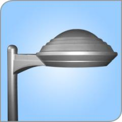 LSI Intrepid Series luminaires