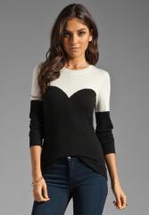 Marilyn Intarsia Sweater
