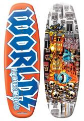 World Industries Voo Doo Wakeboard 135cm