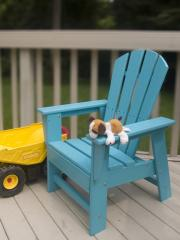 Poly-Wood South Beach Kid's Chair
