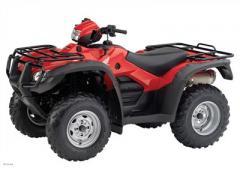 Honda FourTrax® Foreman® Rubicon® ATV