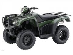 Honda FourTrax® Foreman® 4x4 with EPS (TRX®500FPM)