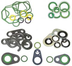 O-Rings, Seals and Gaskets