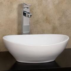 Quinn Oval Vessel Sink