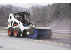2013 Bobcat 48 in. Angle Broom Sweeper
