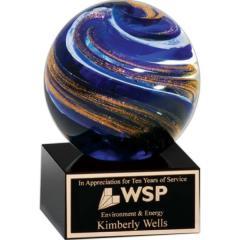 BG-2123 Art Glass Award
