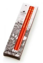 Palomino Graphite Orange Pencils 12 ct