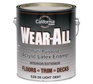 Wear All Acrylic Latex Enamel