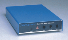 CallExtend - 2 Port Automated Attendant