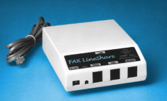 Fax LineShare - Automatic Line Sharing Device