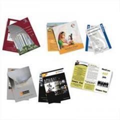 Paper brochures