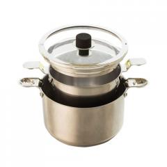 Eazistore by Natural Home 4-Piece stockpot set