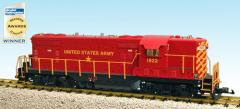 US Army Locomotive