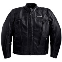 Men's Midweight Leather Jacket