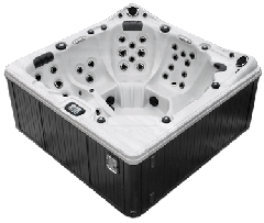 The Constitution II & III Hot Tub