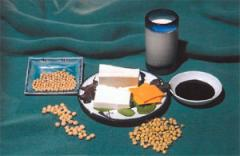 Soybeans for food
