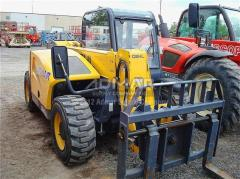 Forklifts telescopic