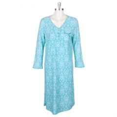 Karen Neuburger Charmed Henley Nightgown