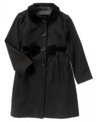 Woolen Dress Coat