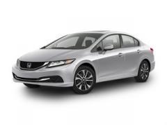 Honda Civic EX Sedan Car