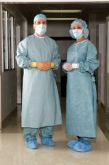 SmartGown Surgical Impervious Gown with Raglan