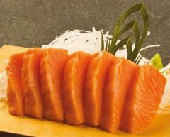 Fresh SAIKOU Sushi Grade Salmon from Mt Cook