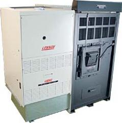 Chalet Wood/Gas Combination Furnace