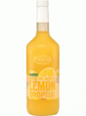 Lemon Drop Martini Mixer Cocktail