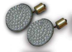 Radiantz : Bullet Turn Signal LED Retroz / Pair