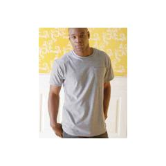 Fruit of the Loom 100% Heavyweight Pocket T-Shirt