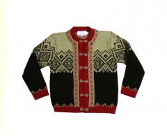 Norwegian Clasp Sweater